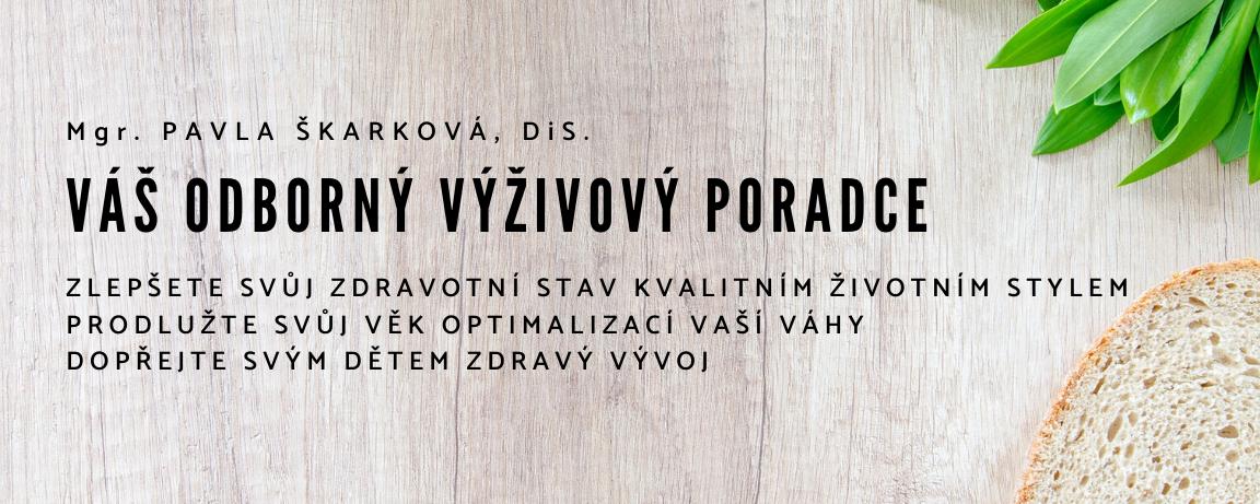 Nutriční terapie Výživa a poradenství | Pavla Škarková – Výživové poradenství a nutriční terapie